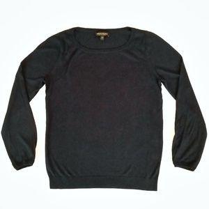 Banana Republic Silk & Cashmere Crewneck Sweater